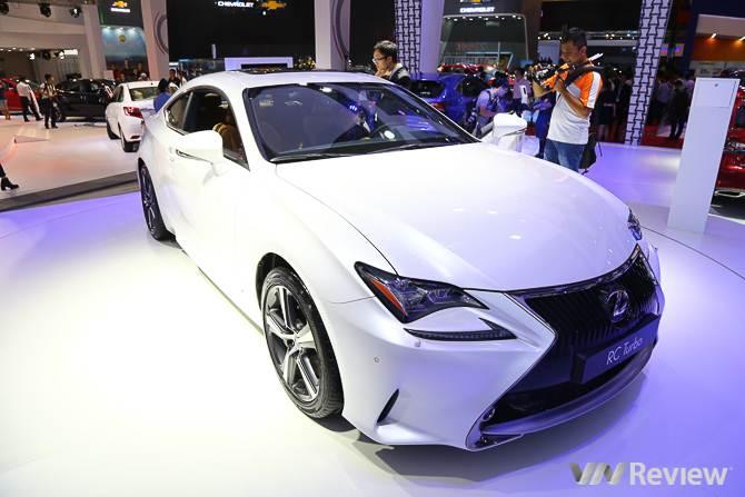 Khai mạc Vietnam Motor Show 2016: nhiều xe mới được giới thiệu