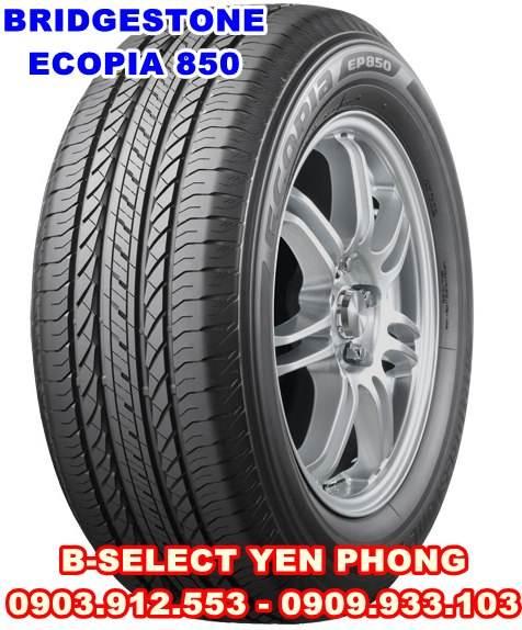 Lốp Xe Bridgestone ECOPIA 235/55R19 EP850