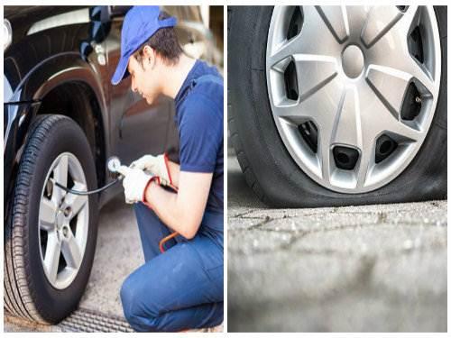 Bơm khí nitơ cho lốp ô tô - quá nhiều nhược điểm tài xế nên cân nhắc