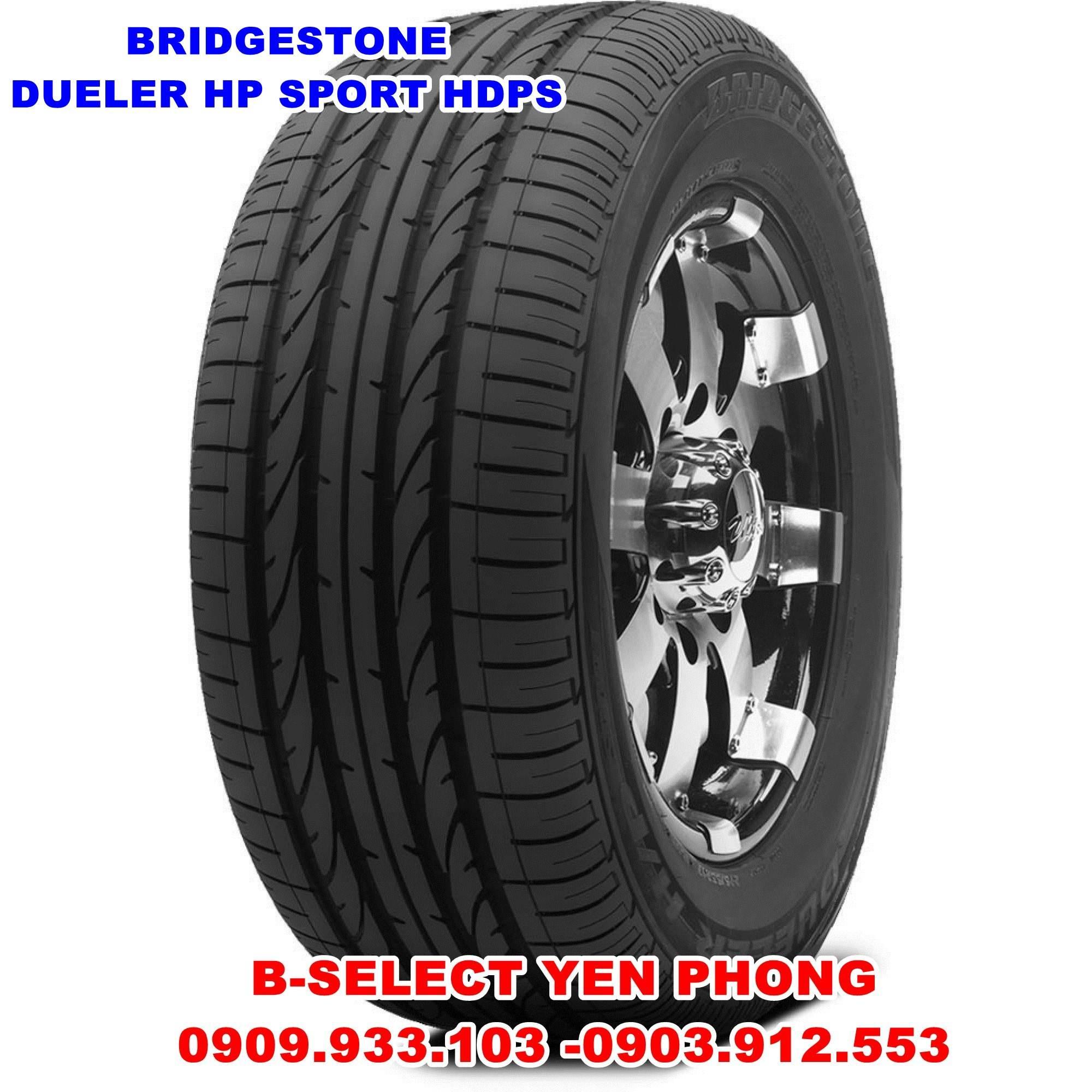 Lốp Xe Du Lịch Bridgestone Dueler 225/60R17 DHPS