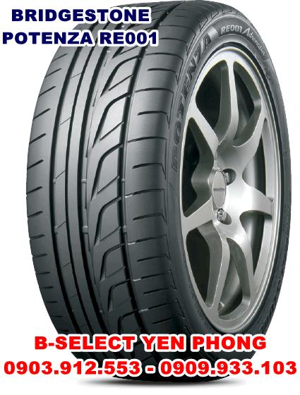 Lốp Xe Du Lịch Bridgestone Potenza 225/45R18 XLPR RE001