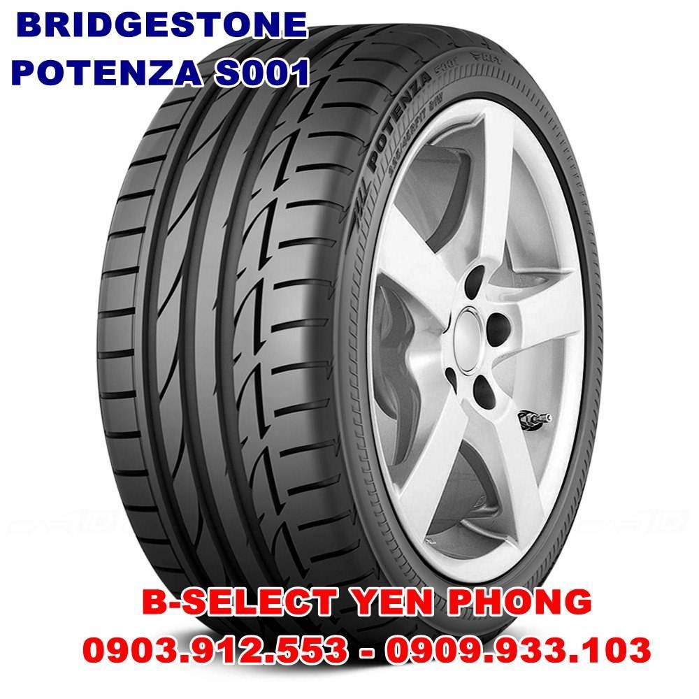 Lốp Xe Du Lịch Bridgestone Potenza 255/35R20 XLPR S001