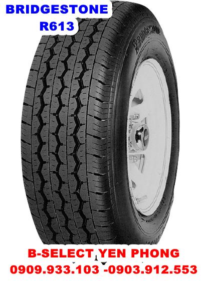 Lốp Xe Tải Bridgestone R613V