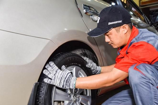 Bridgestone Techno - lốp bền cho xe cỡ nhỏ