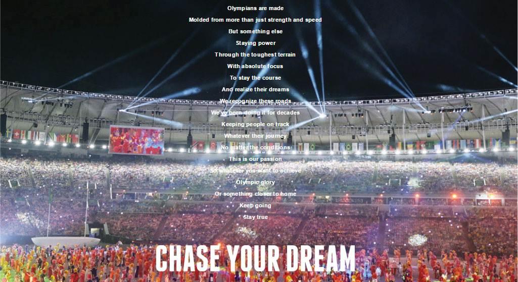 Bridgestone tự hào là đối tác toàn cầu của Thế vận hội Olympic