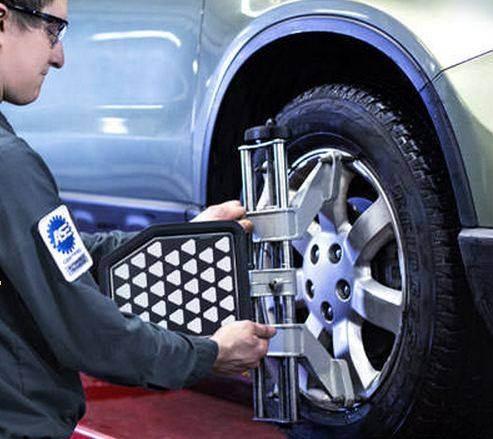 Tại sao phải cân chỉnh độ chụm bánh xe - Dịch vụ cân chỉnh thước lái