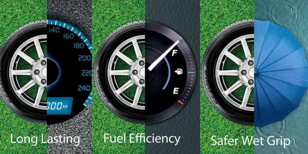 Cung cấp đặt hàng lốp xe ECOPIA EP300 Bridgestone