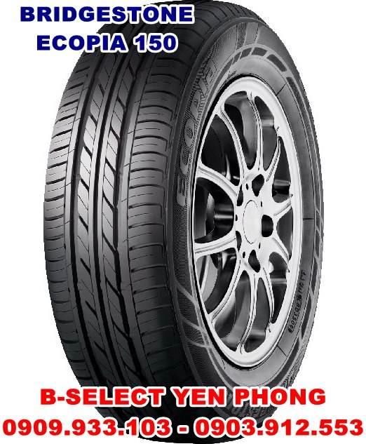 Lốp xe ô tô Bridgestone 165/65R14 Ecopia 150