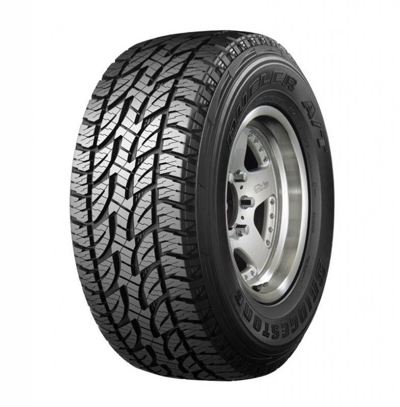 Lốp Xe Du Lịch Bridgestone Dueler 31X1050R15 6PR D673