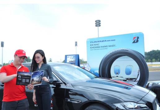 Lý do lốp Bridgestone được các hãng xe sang thể thao lựa chọn