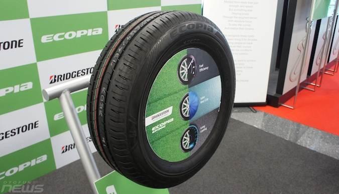 Nên chọn lốp xe ECOPIA siêu tiết kiệm nhiên liệu