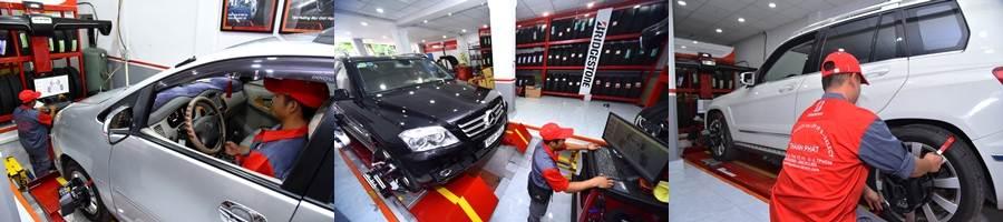 Nguyên tắc an toàn khi chọn mua lốp xe ôtô