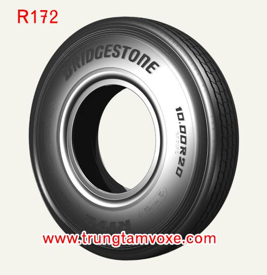 Lốp Xe Tải Bridgestone 1100R20 16PR R172