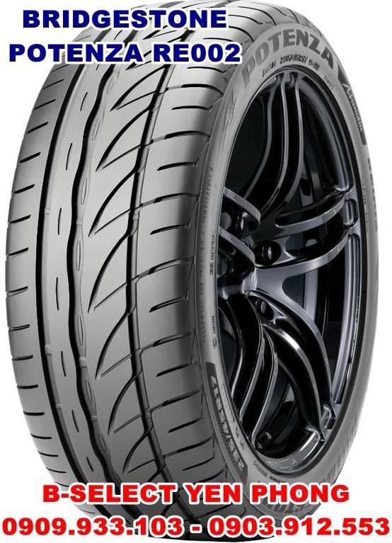 Lốp Xe Du Lịch Bridgestone Potenza 255/40R18 XLPR RE002