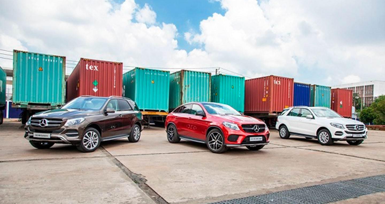 Từ 2018, có giấy phép mới được nhập khẩu ôtô