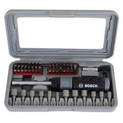 Bộ văn vít đa năng Bosch 46 chi tiết 245x135x50mm