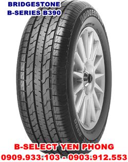 Lốp xe ô tô Bridgestone B SERIES 205/65R15 B390