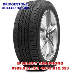Lốp Xe Du Lịch Bridgestone Dueler 245/55R19 D400