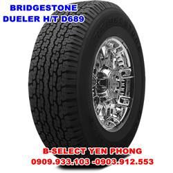 Lốp Xe Du Lịch Bridgestone Dueler 225/70R15C 6PR D689