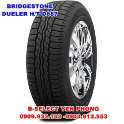 Lốp Xe Du Lịch Bridgestone Dueler 215/70R16 D687