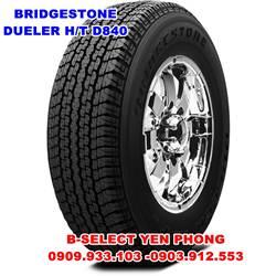 Lốp Xe Du Lịch Bridgestone Dueler 255/60R18 D840