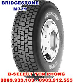 Lốp Xe Tải Bridgestone 315/80R225 M729
