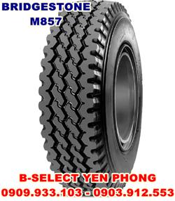 Lốp Xe Tải Bridgestone 1100R20 16PR M857