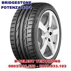 Lốp Xe Du Lịch Bridgestone Potenza 225/45R18 XLPR S001 Runflat