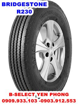 Lốp Xe Tải Bridgestone 295/75R225 14PR R260