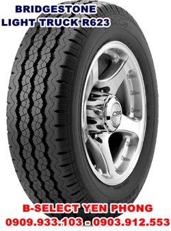 Lốp xe tải nhẹ Bridgestone 175R13C 8PR R623