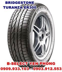 Lốp Xe Du Lịch Bridgestone Turanza  205/55R16 ER30