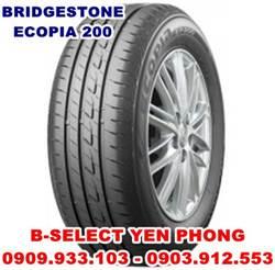 Lốp xe ô tô Bridgestone 185/65R14 Ecopia 200