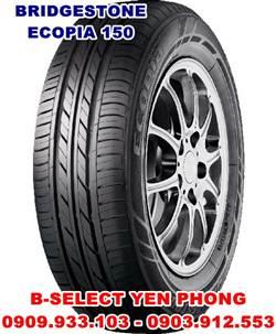 Lốp xe ô tô Bridgestone 165/70R13 Ecopia 150
