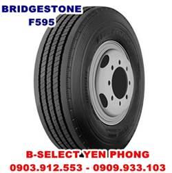 Lốp Xe Tải Bridgestone 1100R20 16PR F595