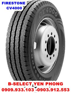 Lốp Xe Tải Nhẹ Firestone CV4000 215/75r16c