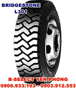 Lốp Xe Tải Bridgestone 1200R20 18PR L301