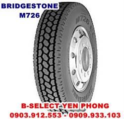Lốp Xe Tải Bridgestone M726