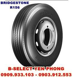 Lốp Xe Tải Bridgestone 12R225 16PR R156