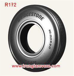 Lốp Xe Tải Bridgestone 11R225 16PR R172