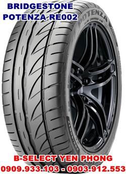 Lốp Xe Du Lịch Bridgestone Potenza 225/50R17 RE002